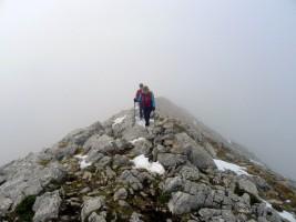 Cresta cimera del Fontún
