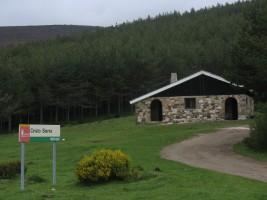 Refugio y Ermita del Cristo Sierra