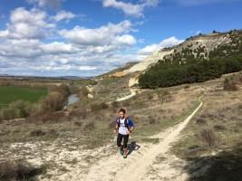 Las sendas de esta ruta son un buen escenario para disfrutar también corriendo