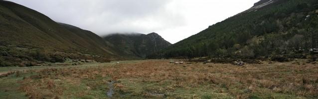 Valle Glaciar de Gistreo.