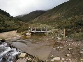 Puente del Glaciar