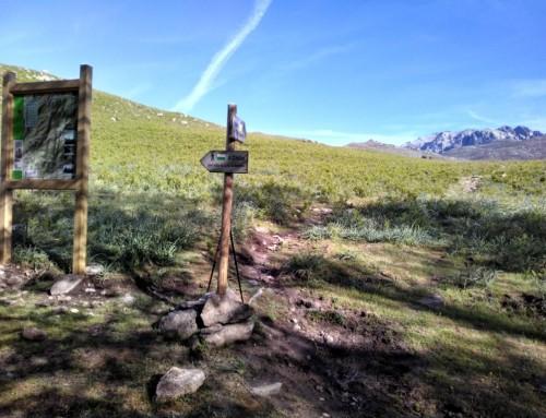 Homologada en Ávila 'La Ruta de los Cabreros'