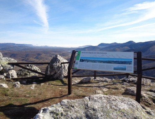 PR-P 7, una senda para descubrir la leyenda del Gigante del Valle Estrecho