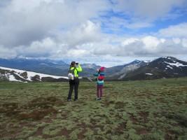 Foto 2 Picos de Europa y Peña Labra desde el collado Sestil