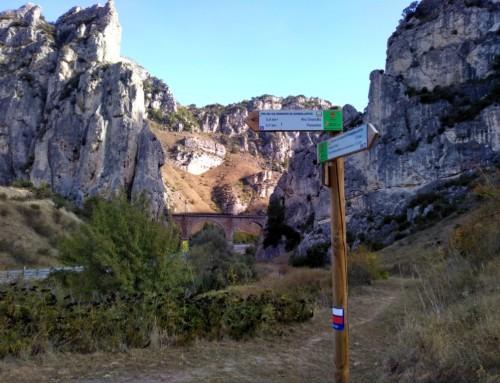 Homologados en Pancorbo los senderos de Santa Engracia y Barbalantes