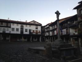 Foto 1. La ruta parte de la inigualable localidad de La Alberca