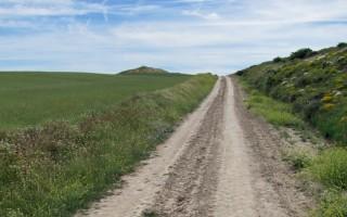 Camino del Moclín