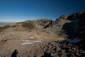 Vistas de la Ceja desde las inmediaciones del Torreón.
