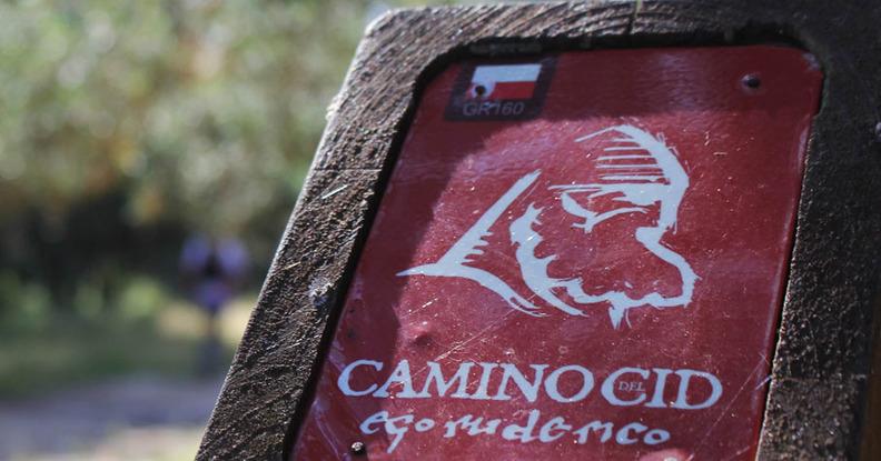 Homologado el GR 160 – Camino del Cid en la provincia de Burgos
